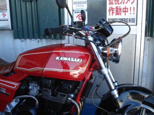 カワサキ ZEPHYR400 MK2仕様の画像(愛知県