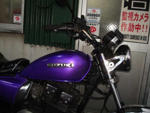 スズキ GSX250L ロケットカウルの画像(愛知県