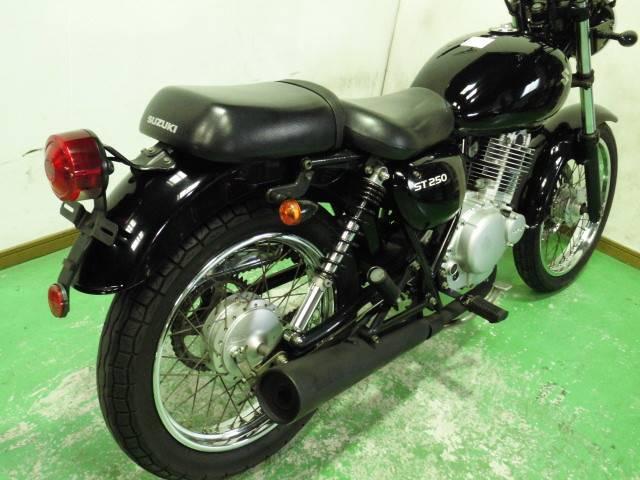 スズキ ST250の画像(愛知県