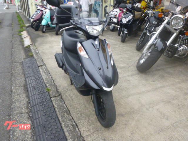 スズキ アドレスV125Gの画像(静岡県
