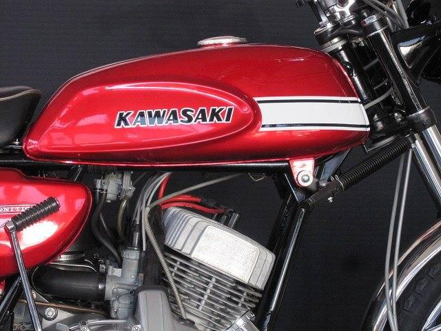 カワサキ 500SSマッハIIIの画像(三重県