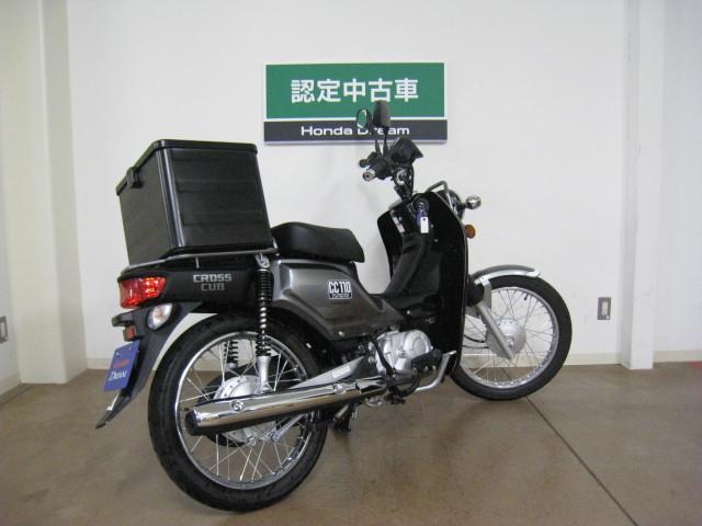 ホンダ クロスカブ ワンオーナーの画像(静岡県