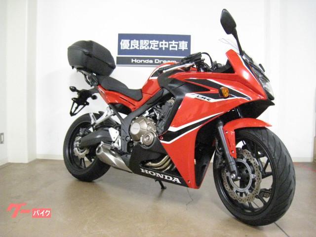 ホンダ CBR650F ワンオーナーの画像(静岡県