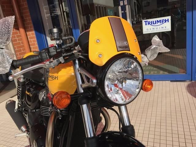 TRIUMPH ストリートカップの画像(愛知県