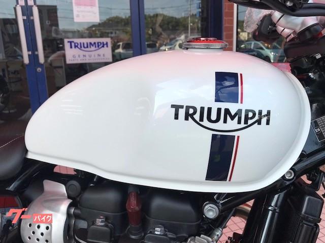 TRIUMPH ストリートツインの画像(愛知県