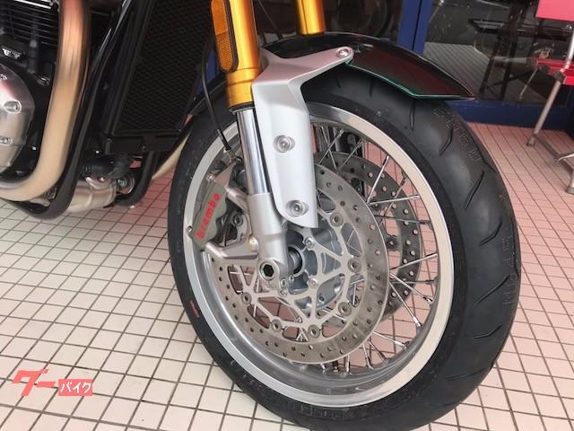 TRIUMPH スラクストン1200Rの画像(愛知県