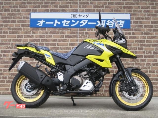 スズキ V-ストローム1050XT ABS 2021年モデルの画像(愛知県
