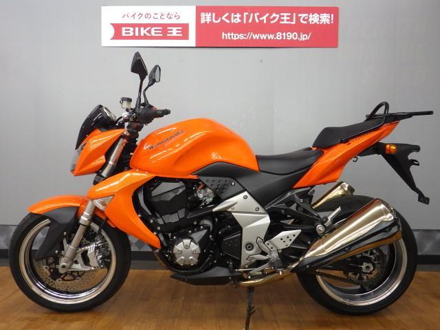 カワサキ Z1000-3 マレーシア仕様 リアキャリア装備の画像(愛知県