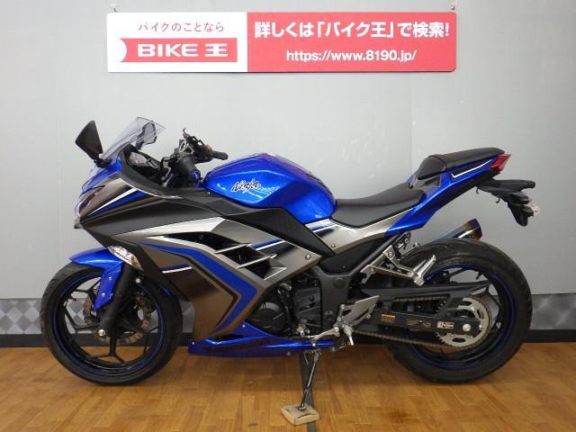 カワサキ Ninja 250 スペシャルエディション BEETマフラーカスタムの画像(愛知県