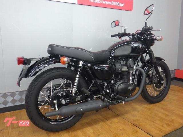 カワサキ W800 Black Edition ワンオーナーの画像(愛知県