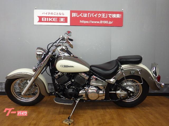 ヤマハ ドラッグスター400クラシック ノーマル バックサポート付きの画像(愛知県
