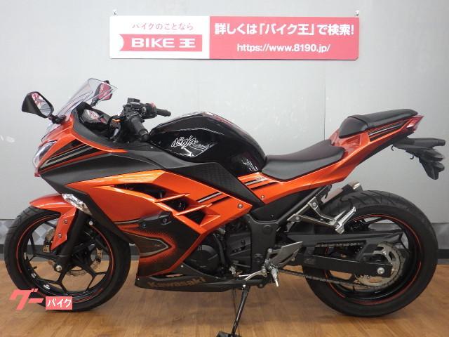 カワサキ Ninja 250 エンジンスライダー付きの画像(愛知県
