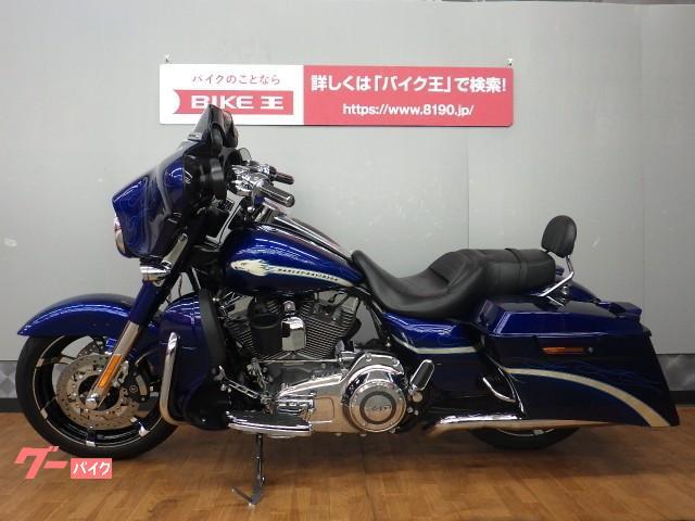 HARLEY-DAVIDSON CVO FLHXSE ストリートグライドの画像(愛知県