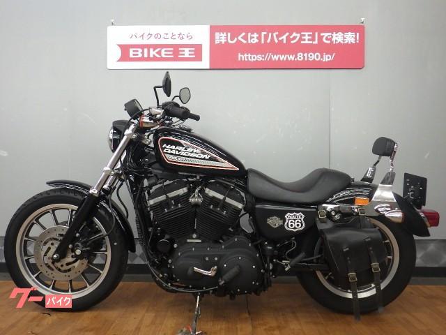 HARLEY-DAVIDSON XL883R インジェクションモデル マフラーカスタムの画像(愛知県