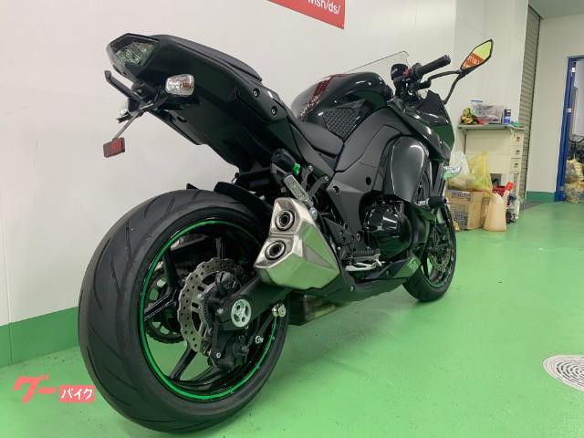 カワサキ Ninja 1000 ABSモデル グリップヒーター装備の画像(愛知県
