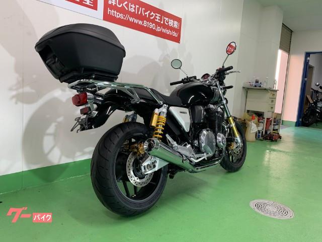 ホンダ CB1100RS Eパッケージモデル リアボックス装備の画像(愛知県