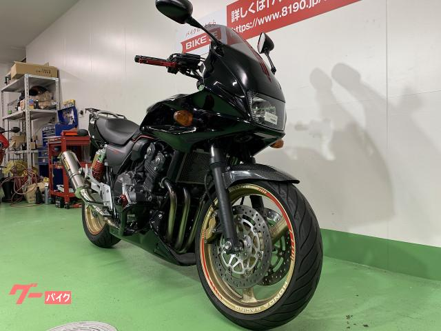 ホンダ CB400Super ボルドール VTEC Revo マフラーカスタム オプション多数の画像(愛知県