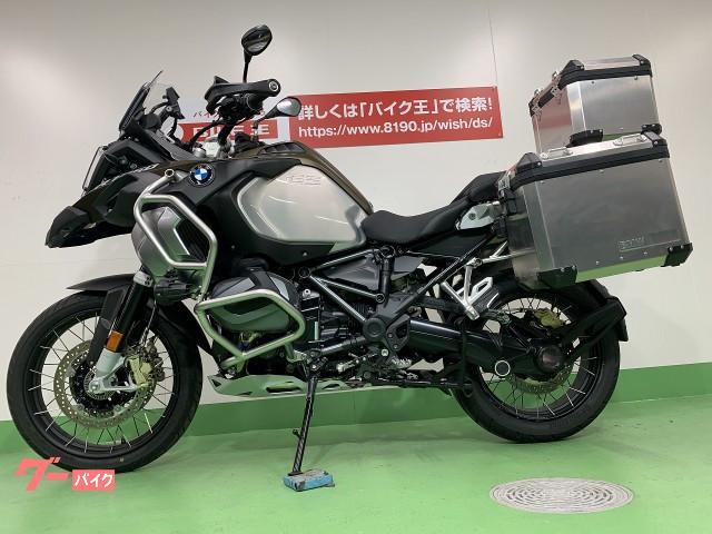 BMW R1250GS Adventure フルパニア ナビ装備の画像(愛知県