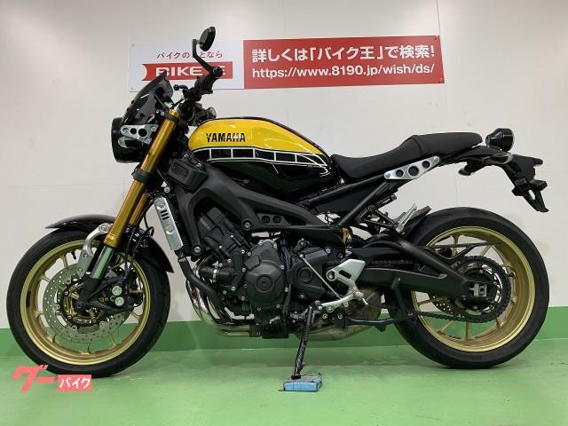ヤマハ XSR900 ミラーカスタム メーターバイザー装備の画像(愛知県