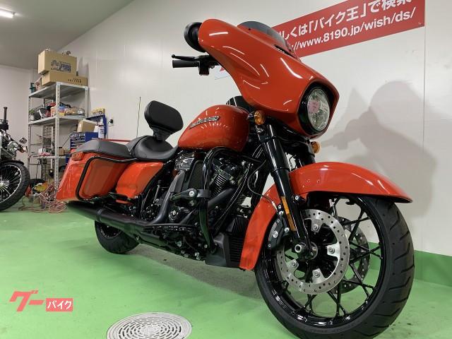 HARLEY-DAVIDSON FLHXS ストリートグライドスペシャルの画像(愛知県