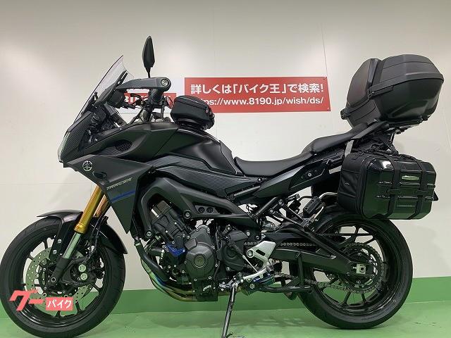 ヤマハ トレイサー900(MT-09トレイサー) パニア装備 ワイバンフルエキマフラーの画像(愛知県
