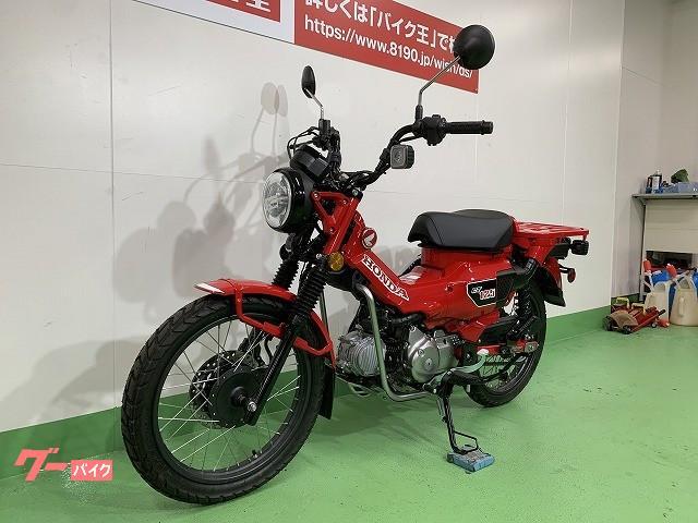 ホンダ CT125ハンターカブ 2020年モデル ABS装備の画像(愛知県