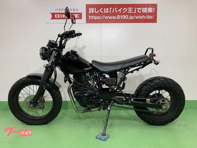 ヤマハ TW225E 2006年モデル カスタム多数の画像(愛知県