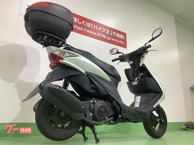 スズキ アドレスV125S 2010年モデル BOX付の画像(愛知県