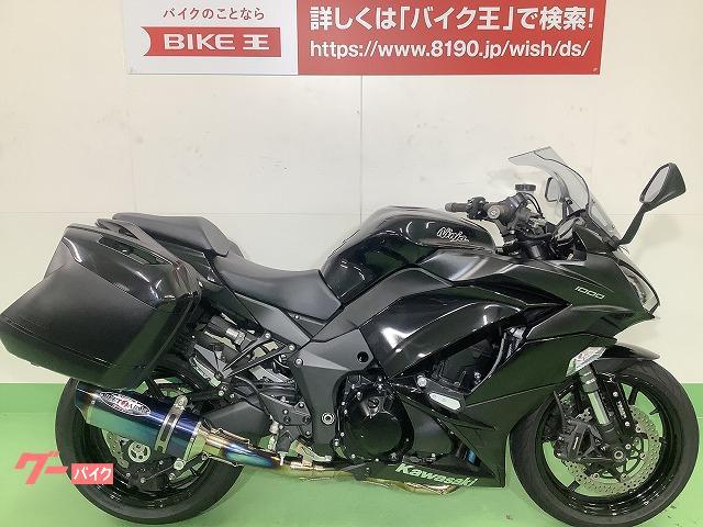 Ninja 1000 ワンオーナー BEET製マフラー  ABS ETC標準装備