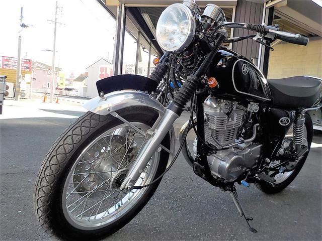 ヤマハ SR400の画像(三重県