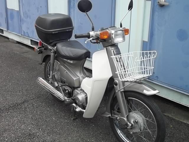 ホンダ スーパーカブ90カスタムの画像(静岡県