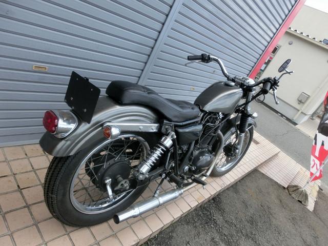 カワサキ 250TRの画像(岐阜県