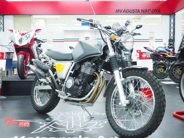 SWM SILVER VASE 400の画像(愛知県
