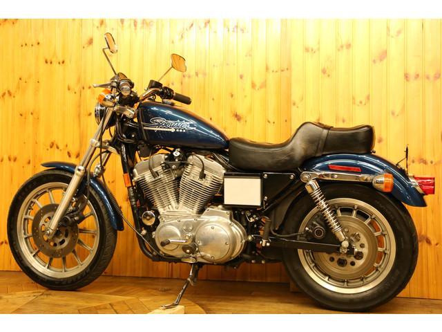 HARLEY-DAVIDSON XL883の画像(愛知県