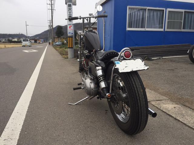 HARLEY-DAVIDSON XLH883の画像(岐阜県
