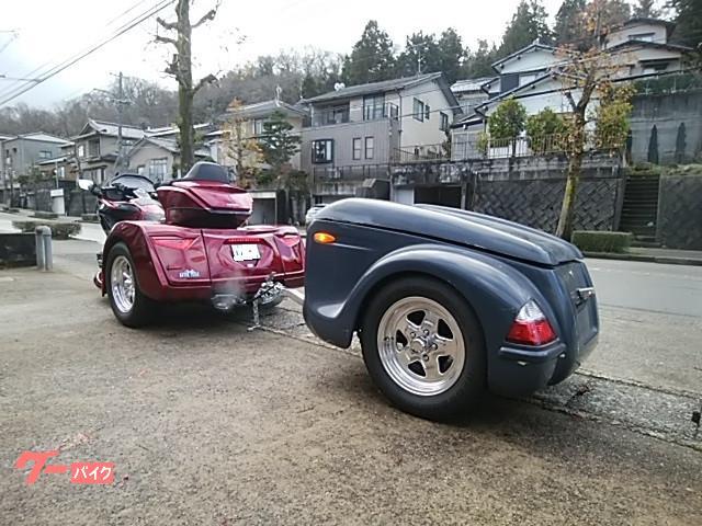 ホンダ ゴールドウイング GL1800ツアーの画像(石川県