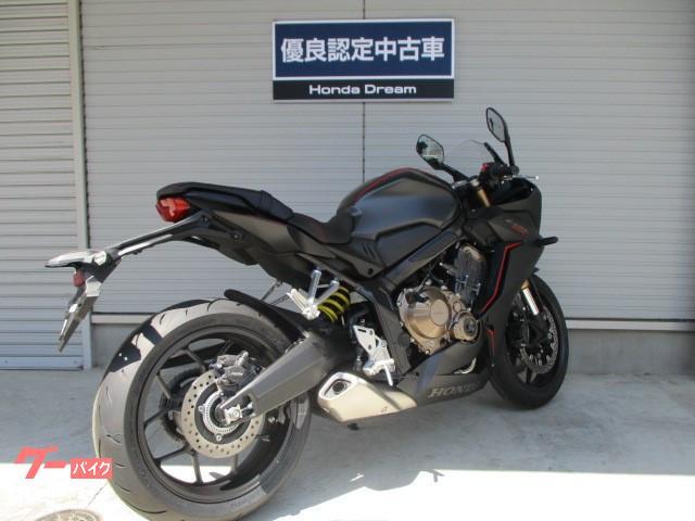 ホンダ CBR650Rの画像(三重県