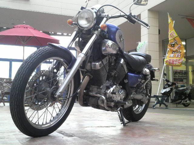 ヤマハ XV400ビラーゴの画像(愛知県
