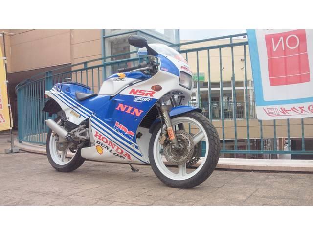 ホンダ NSR250R MC16 青テラの画像(愛知県