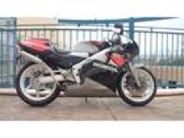NSR250R MC18 黒銀 '89