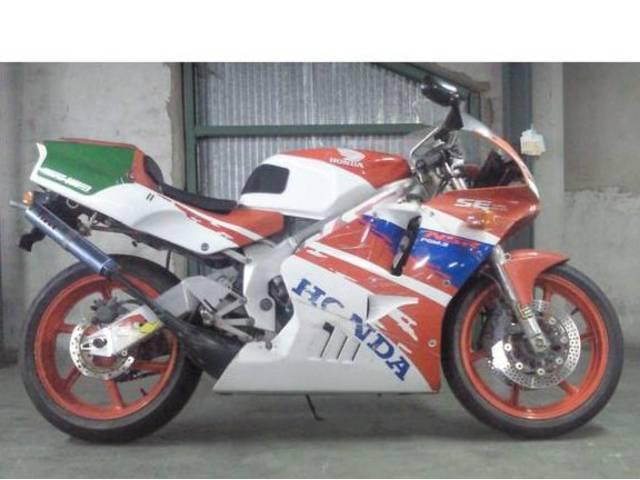 NSR250R SE MC21 白赤