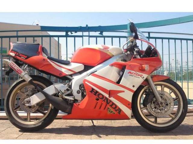 ホンダ NSR250R SP MC21 赤白の画像(愛知県