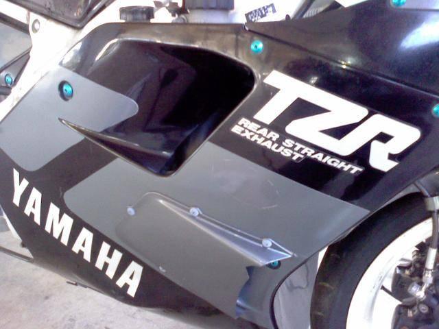 ヤマハ TZR250の画像(愛知県