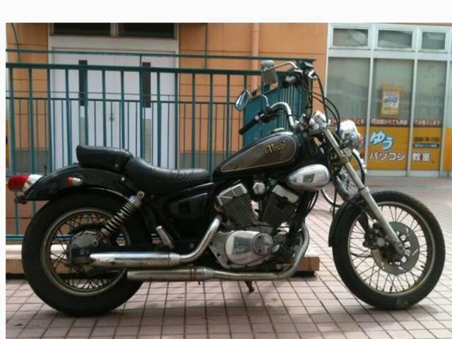 XV250ビラーゴ