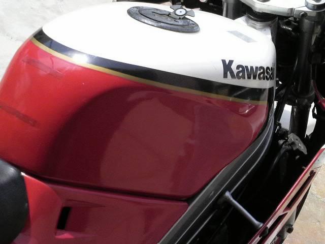 カワサキ KR-1の画像(愛知県