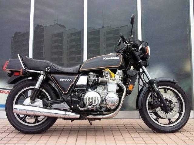 カワサキ KZ1300の画像(愛知県