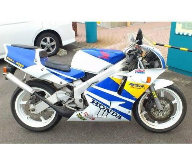 NSR250R MC21 白青