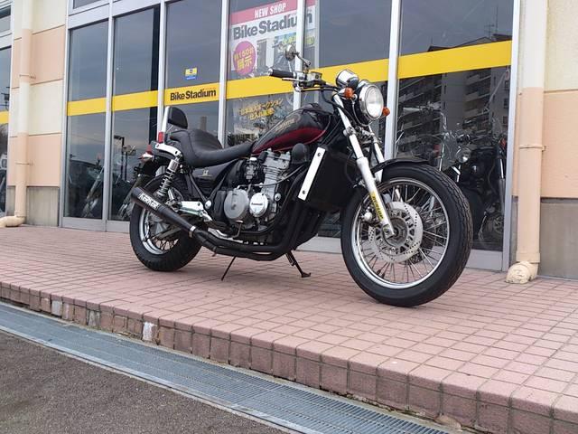カワサキ エリミネーター400LXの画像(愛知県