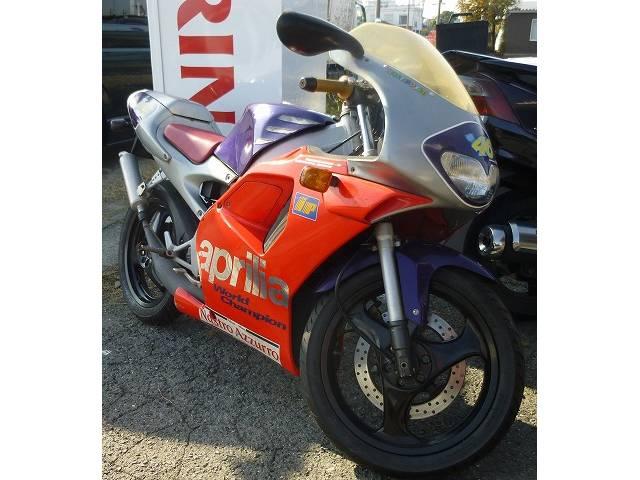 aprilia RS50の画像(愛知県