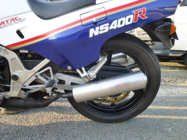 ホンダ NS400Rの画像(愛知県